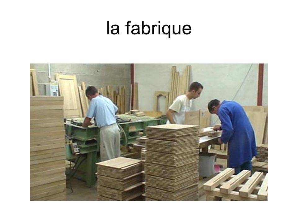 la fabrique