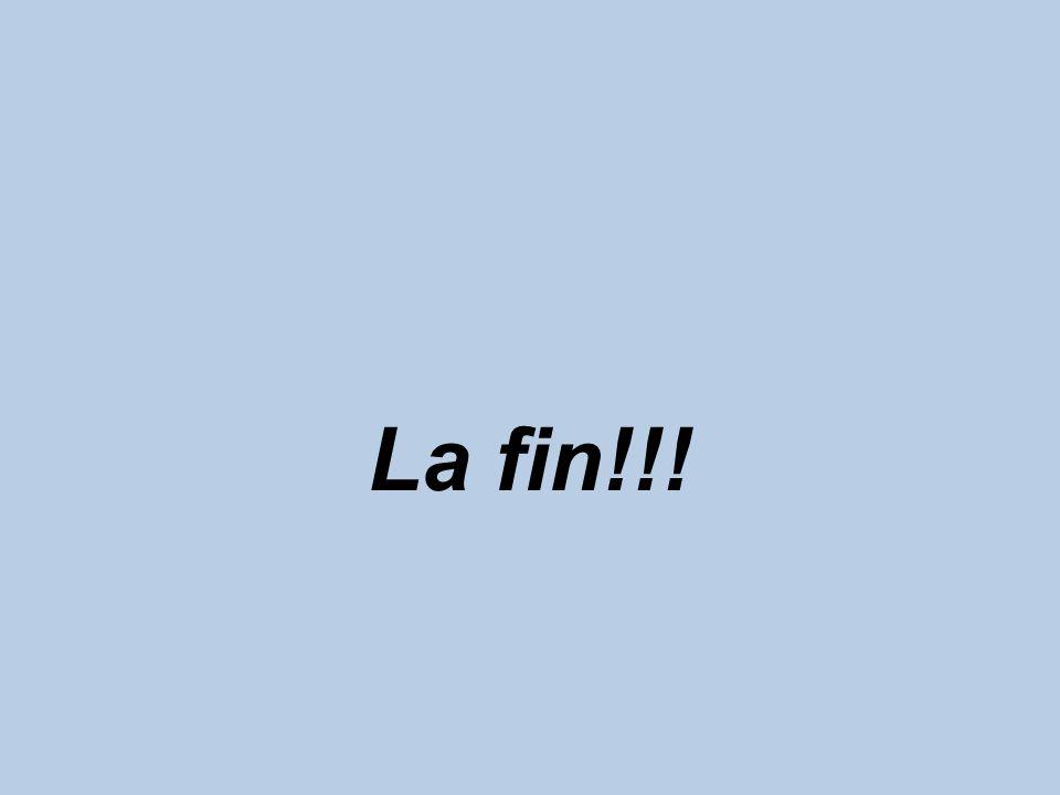 La fin!!!