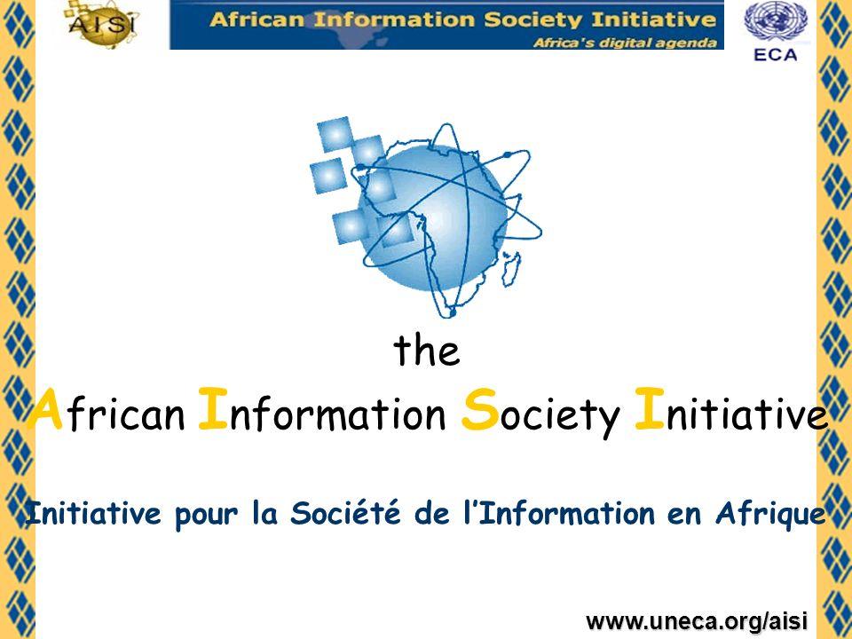 Initiative pour la Société de l'Information en Afrique