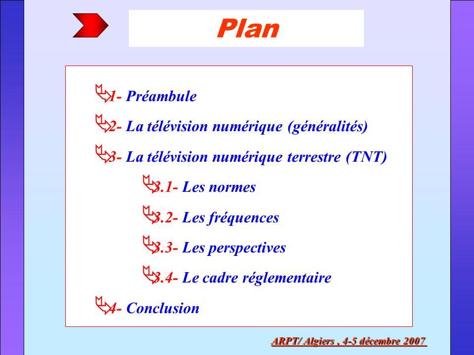 ARPT/ Algiers , 4-5 décembre 2007