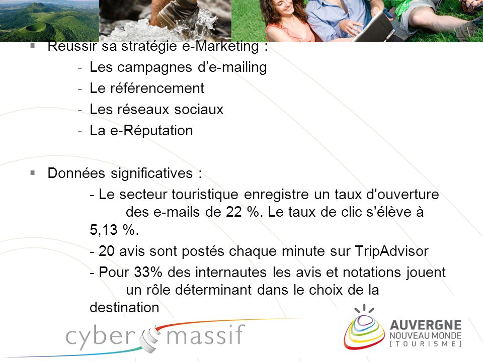 Réussir sa stratégie e-Marketing : Les campagnes d'e-mailing