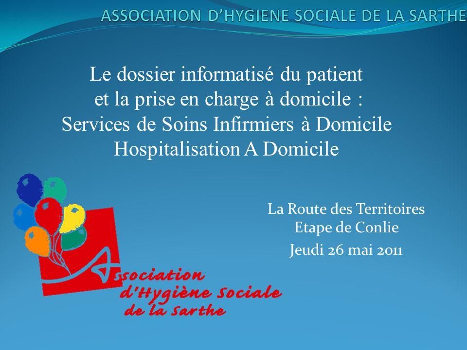 ASSOCIATION D'HYGIENE SOCIALE DE LA SARTHE
