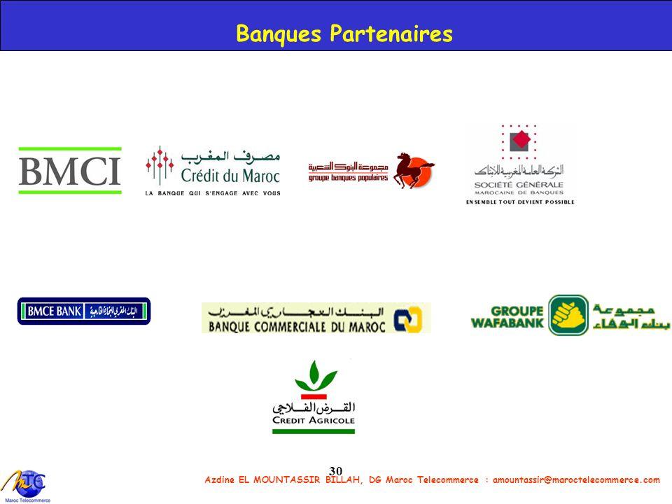 Banques Partenaires 30