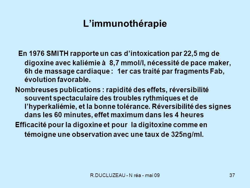 L'immunothérapie