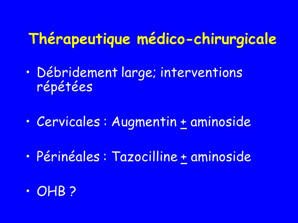 Thérapeutique médico-chirurgicale