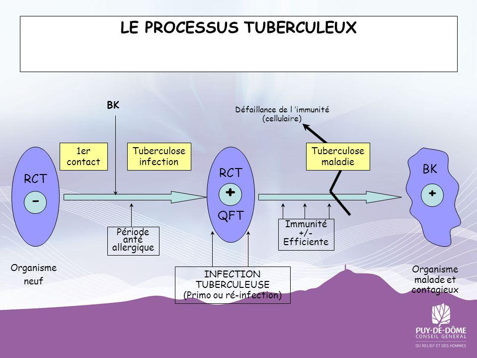 LE PROCESSUS TUBERCULEUX