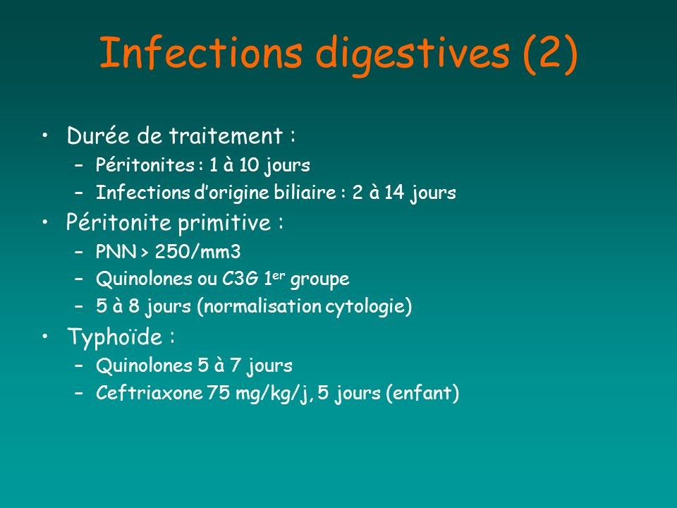 Infections digestives (2)