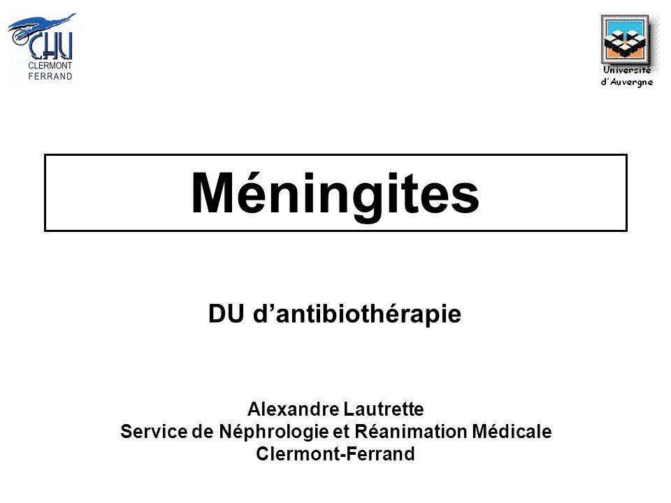 Service de Néphrologie et Réanimation Médicale