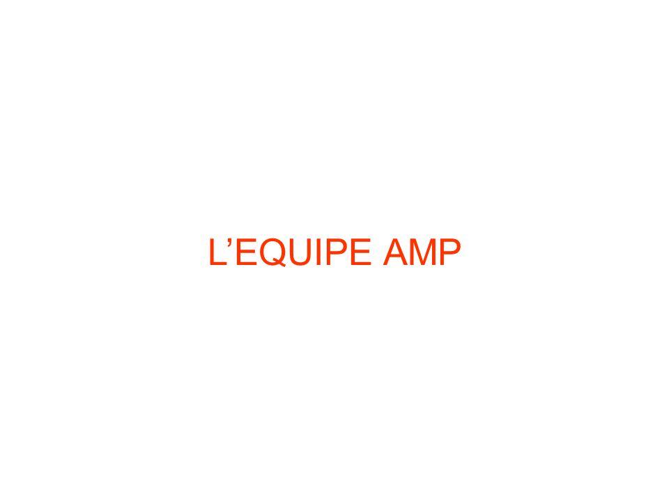 L'EQUIPE AMP