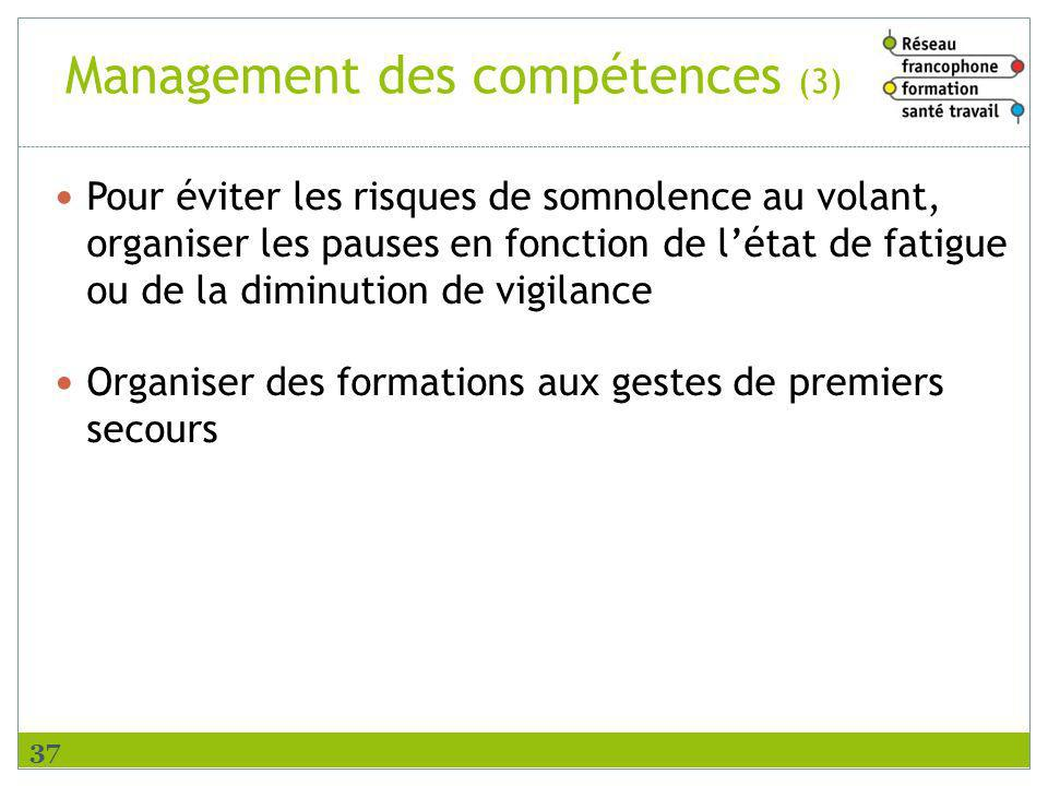 Management des compétences (3)