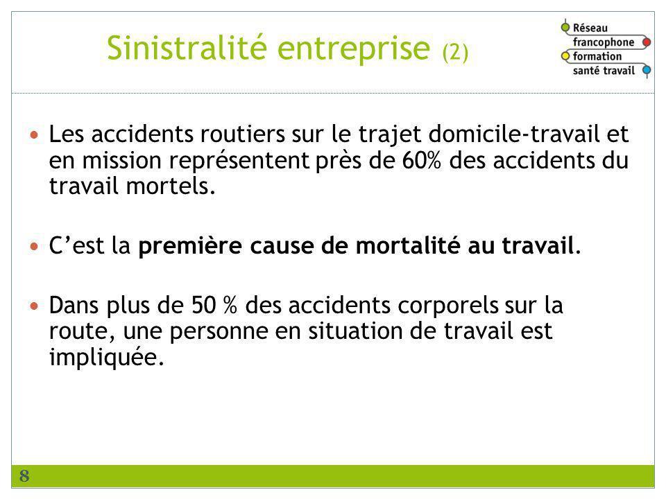 Sinistralité entreprise (2)