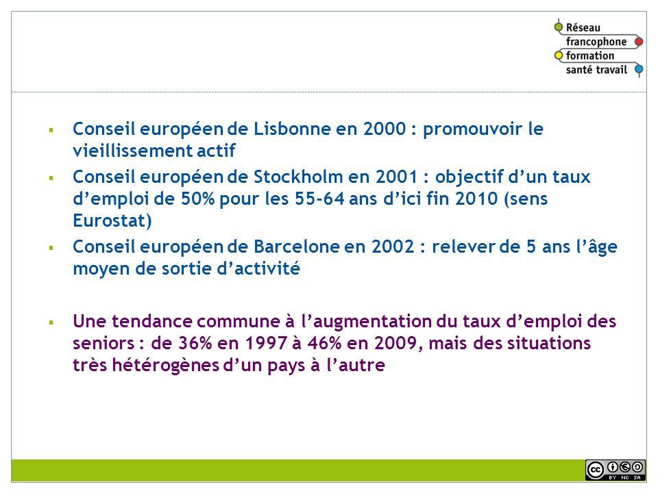Stratégie européenne pour l'emploi à l'horizon 2010