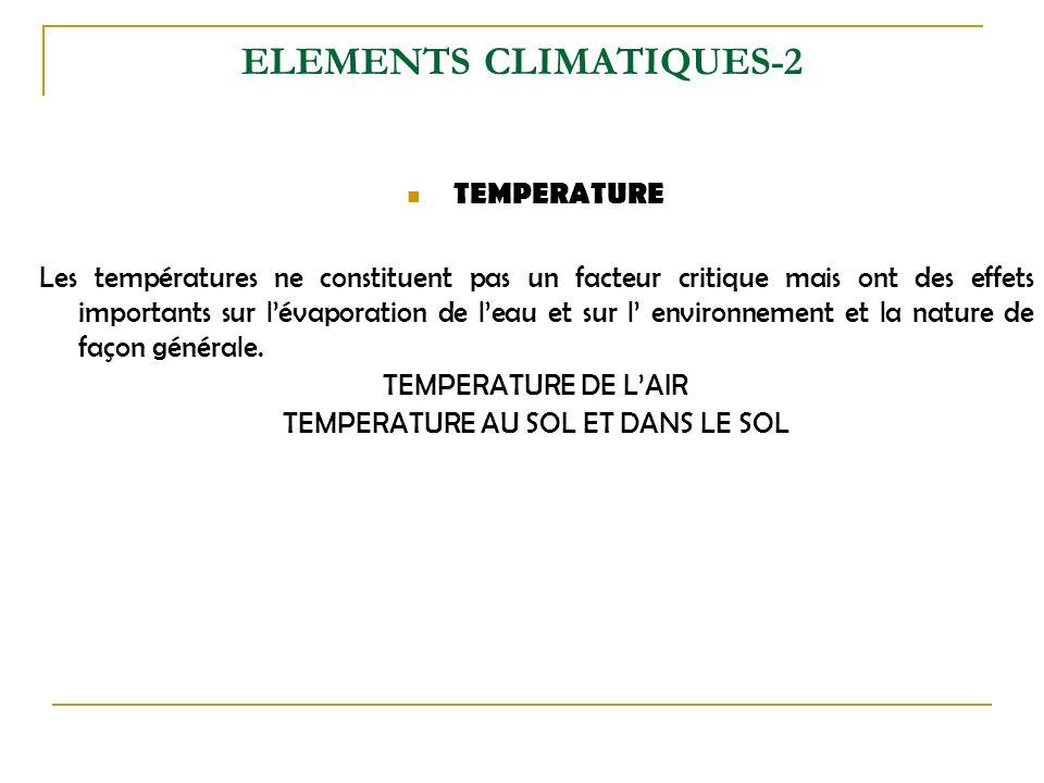 ELEMENTS CLIMATIQUES-2