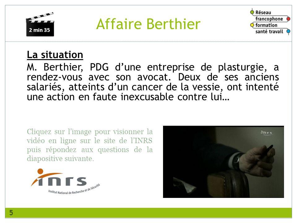 Affaire Berthier2 min 35.