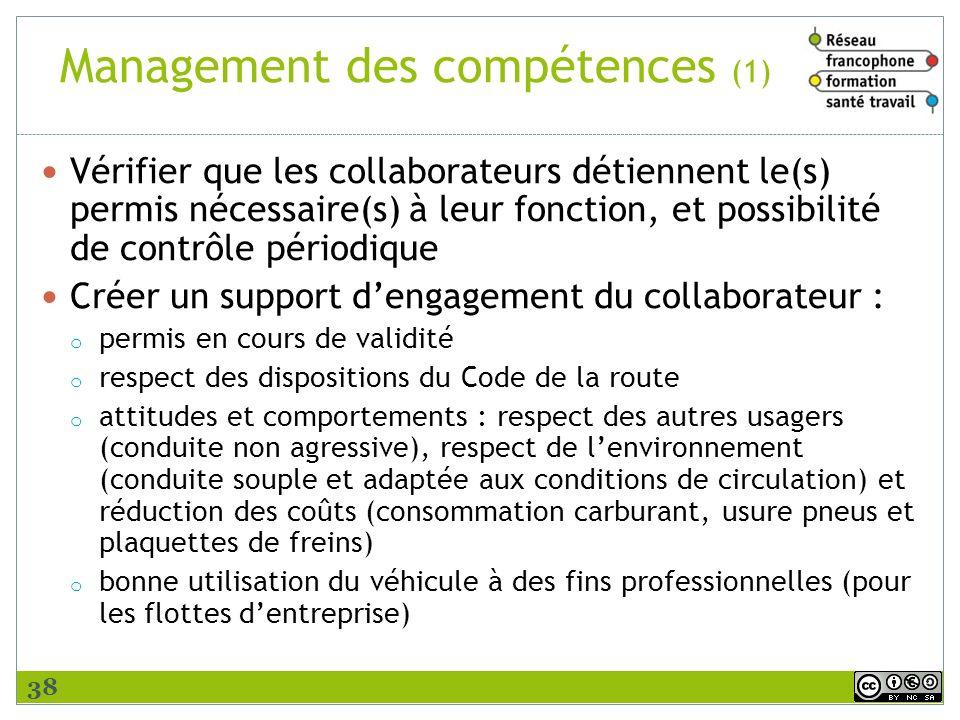 Management des compétences (1)
