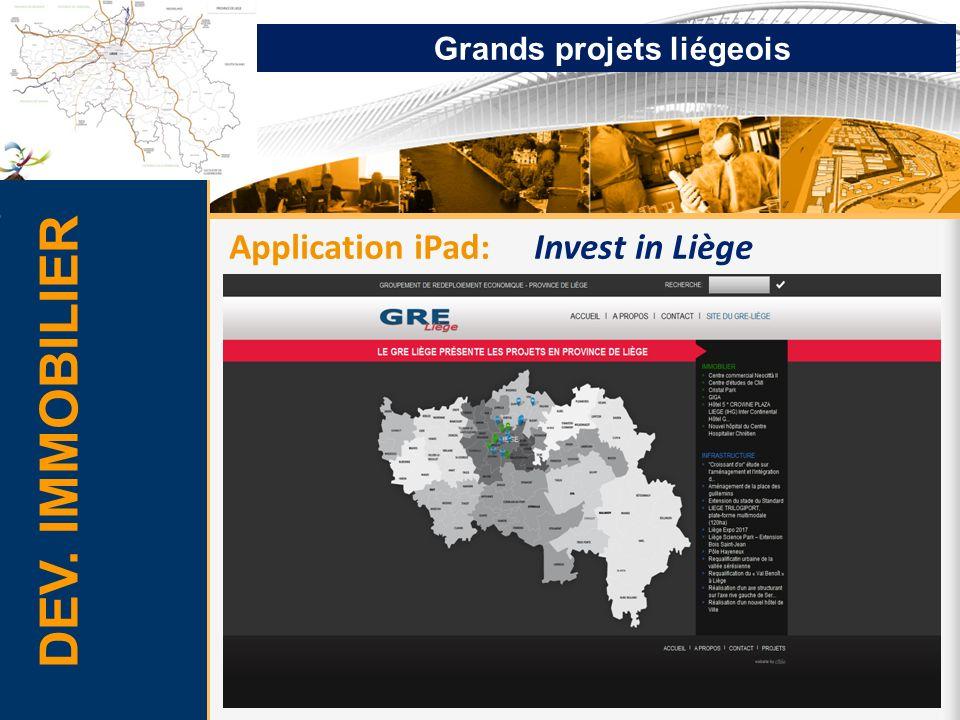 Grands projets liégeois
