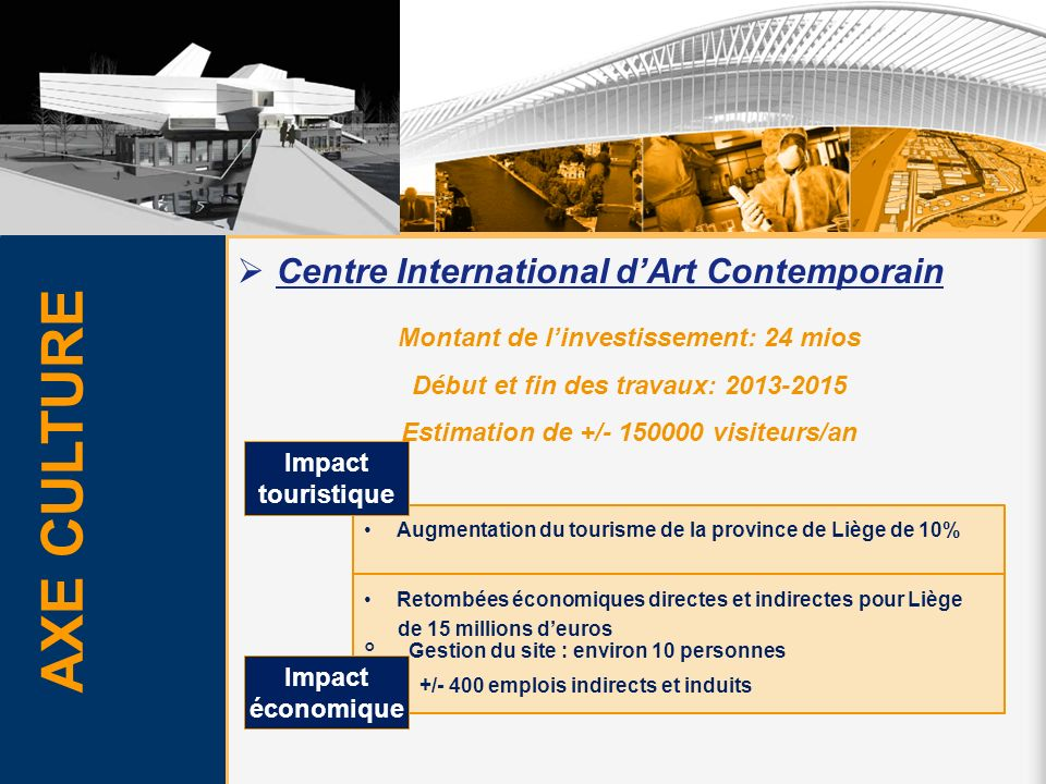 AXE CULTURE Centre International d'Art Contemporain