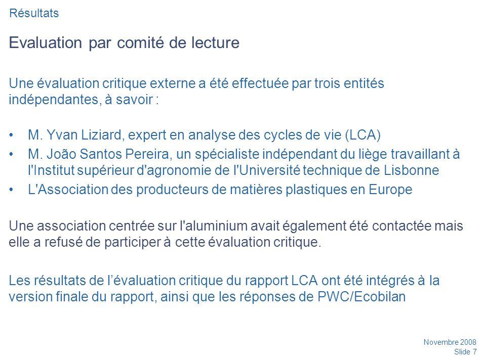 Evaluation par comité de lecture