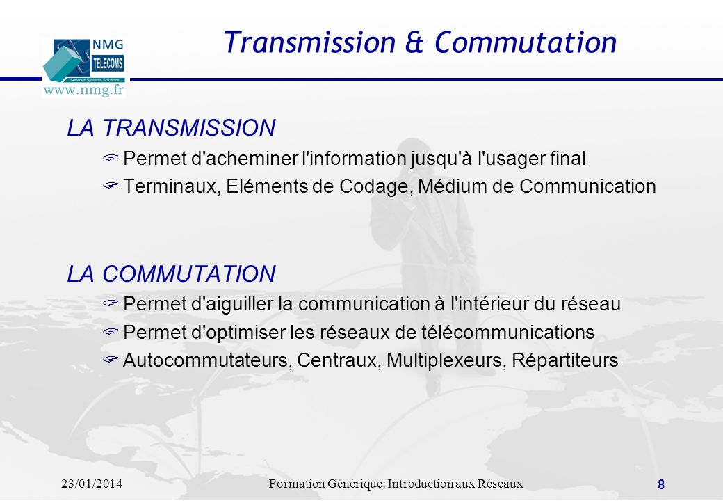 Transmission & Commutation