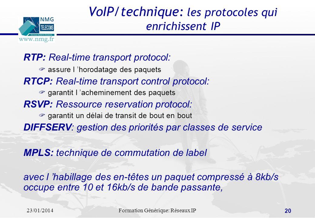 VoIP/technique: les protocoles qui enrichissent IP