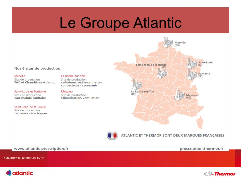 Le Groupe Atlantic