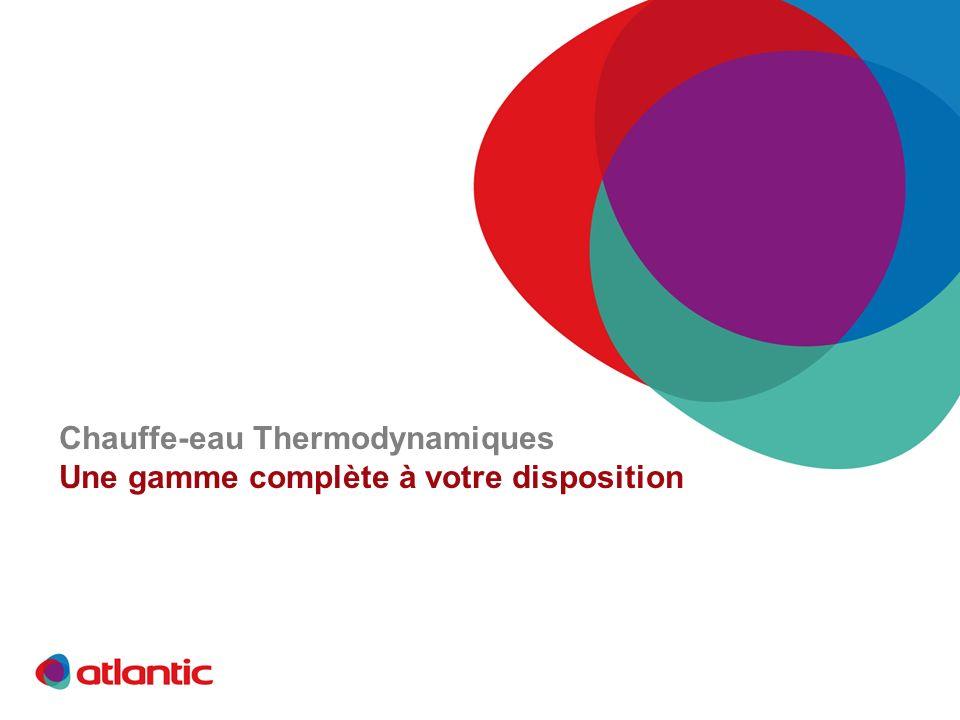 Chauffe-eau Thermodynamiques