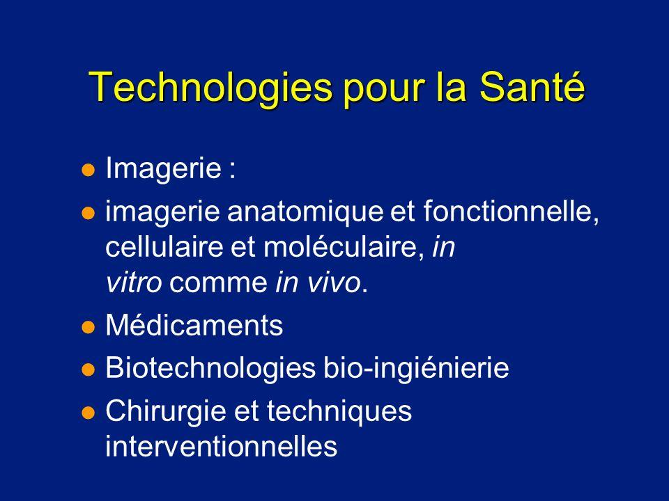 Technologies pour la Santé