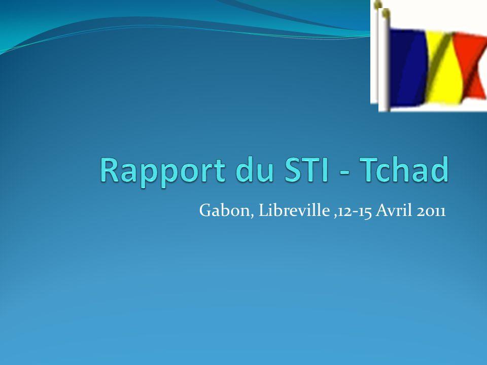 Gabon, Libreville ,12-15 Avril 2011