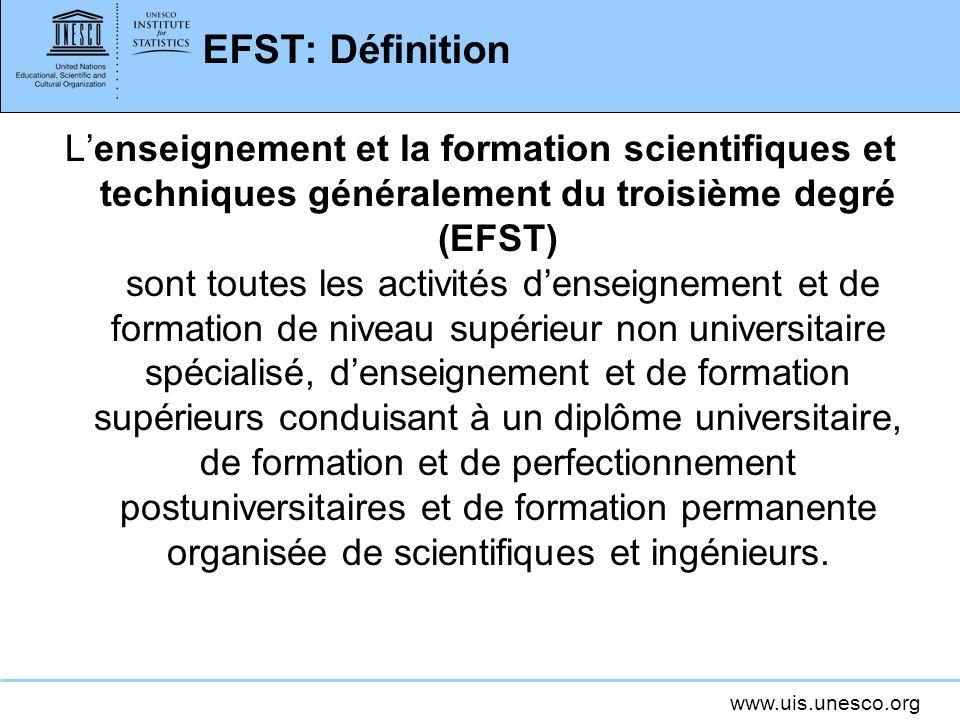 EFST: Définition