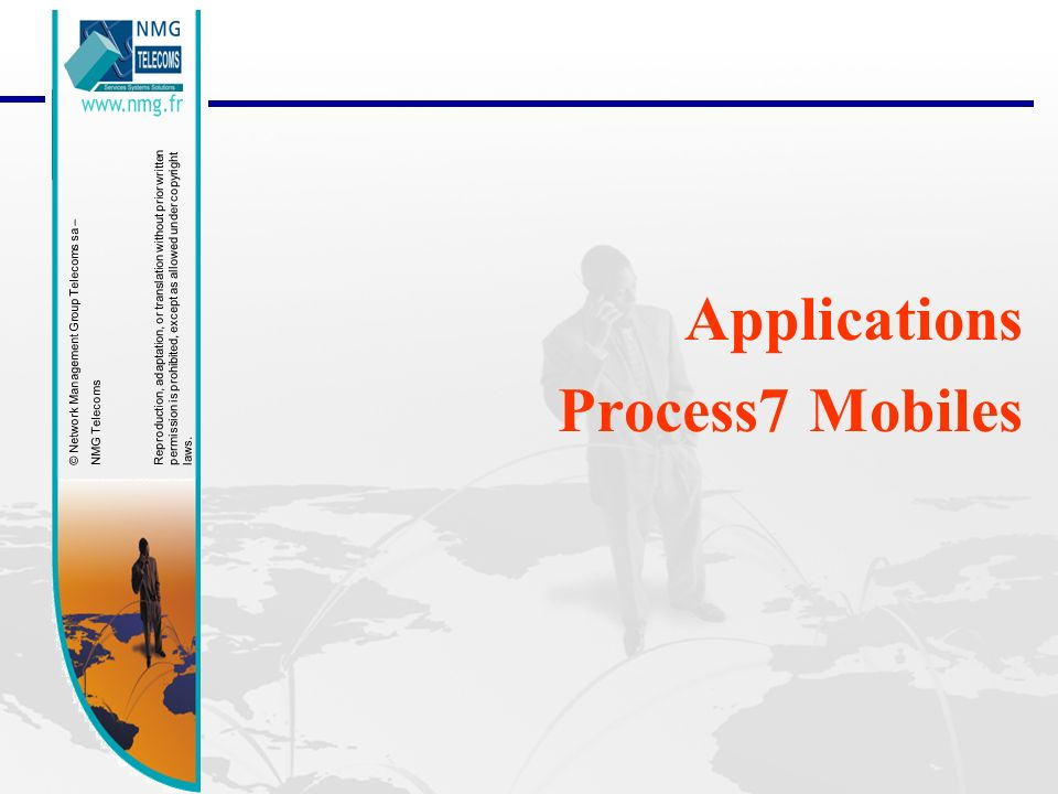 Applications Process7 Mobiles