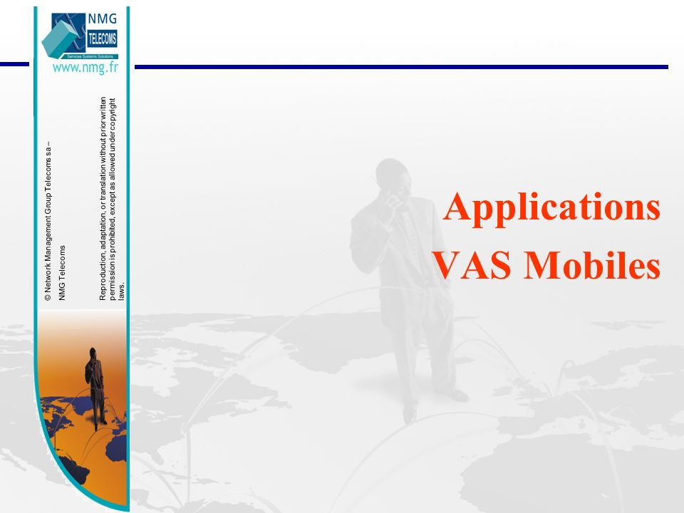 Applications VAS Mobiles