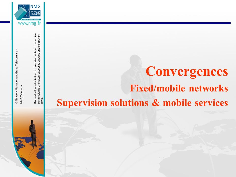 Convergences Fixed/mobile networks