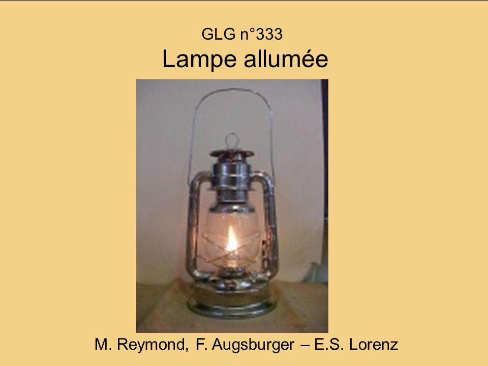 M. Reymond, F. Augsburger – E.S. Lorenz
