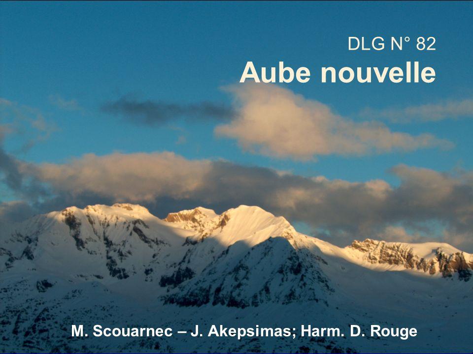 M. Scouarnec – J. Akepsimas; Harm. D. Rouge