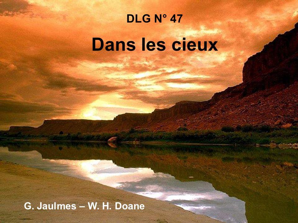 DLG N° 47 Dans les cieux G. Jaulmes – W. H. Doane