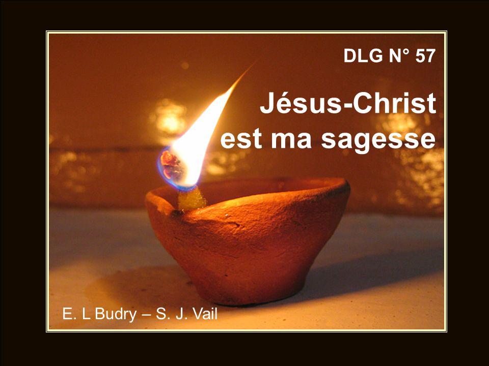 DLG N° 57 Jésus-Christ est ma sagesse