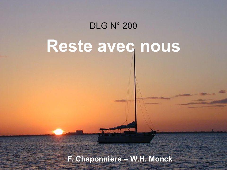 F. Chaponnière – W.H. Monck