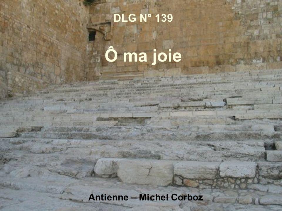 Antienne – Michel Corboz