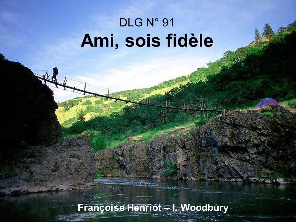Françoise Henriot – I. Woodbury