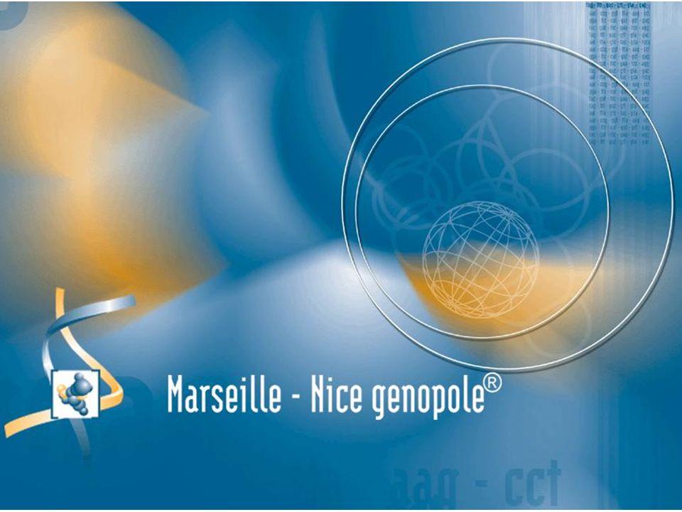 Marseille-Nice genopole