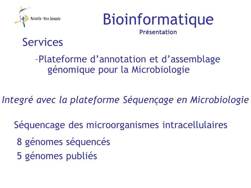 Séquencage des microorganismes intracellulaires