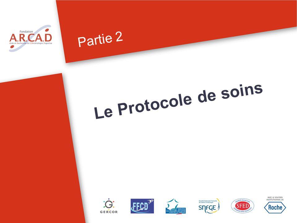 Partie 2 Le Protocole de soins
