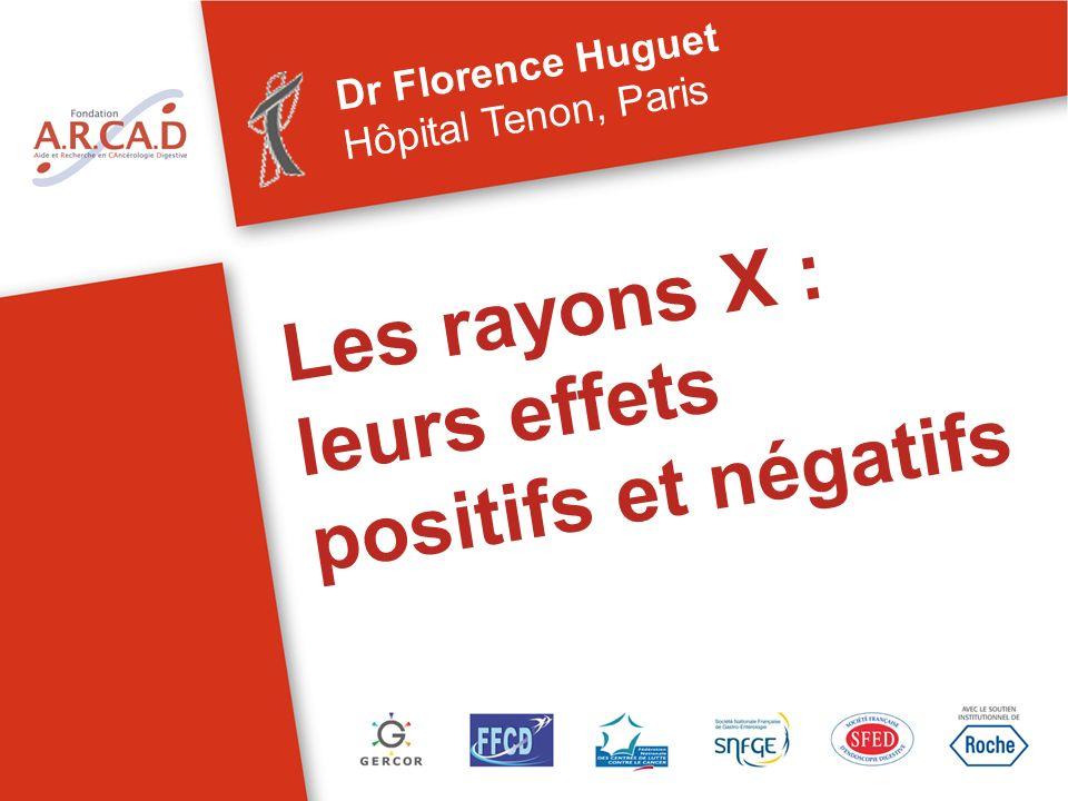 Les rayons X : leurs effets positifs et négatifs