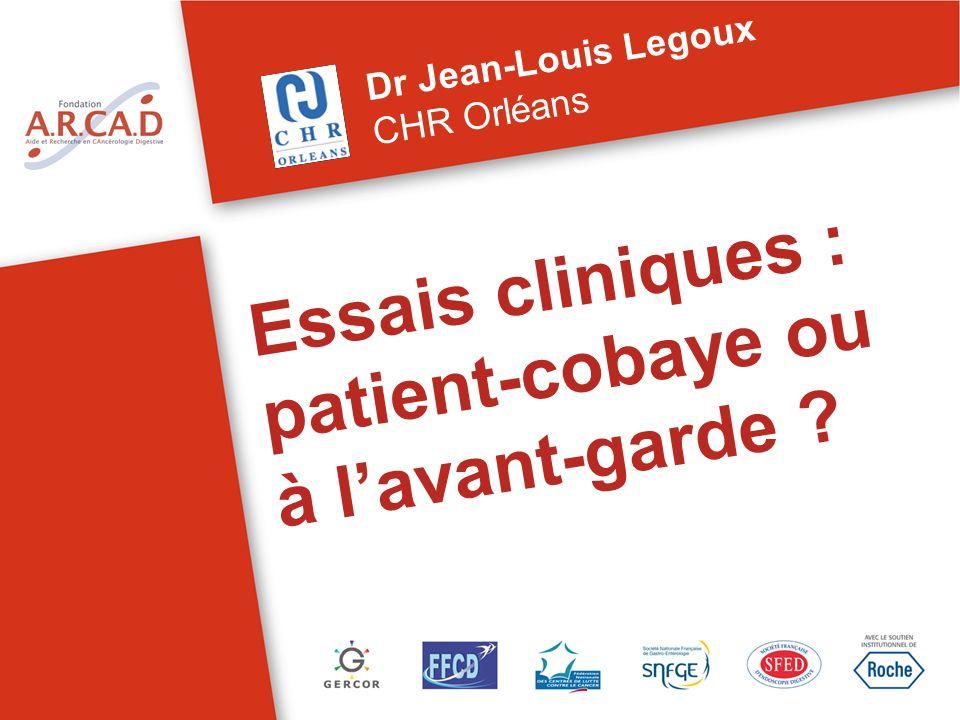 Essais cliniques : patient-cobaye ou à l'avant-garde