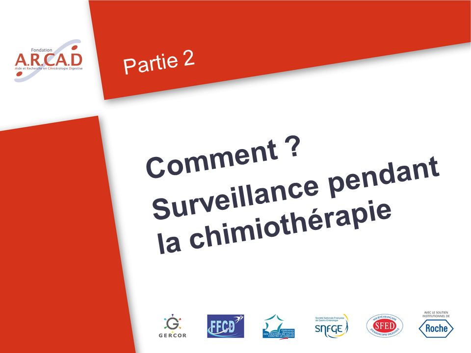 Comment Surveillance pendant la chimiothérapie