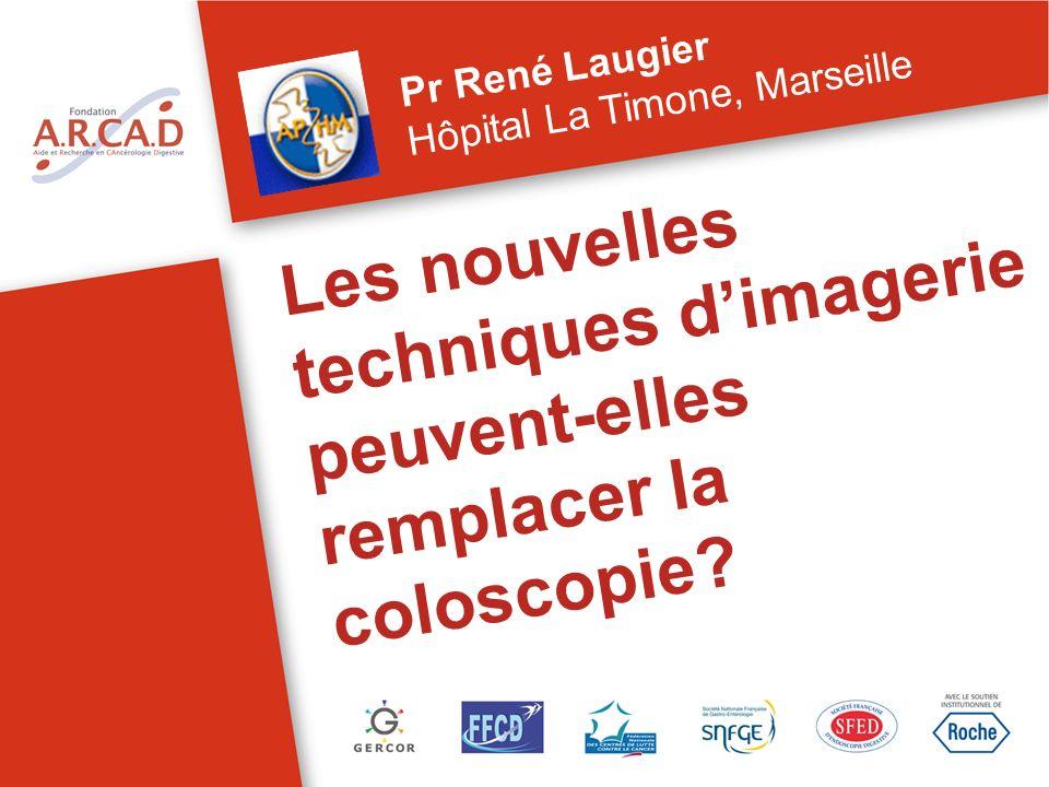 Pr René Laugier Hôpital La Timone, Marseille.