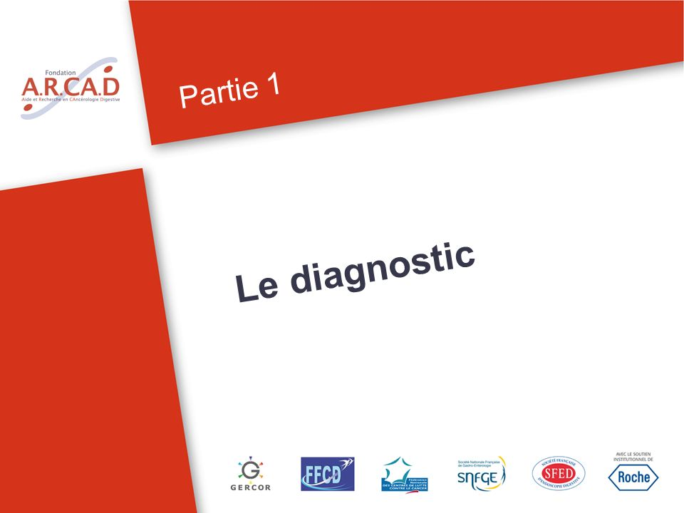 Partie 1 Le diagnostic