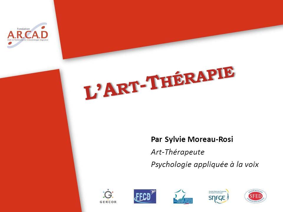 L'Art-Thérapie Par Sylvie Moreau-Rosi Art-Thérapeute