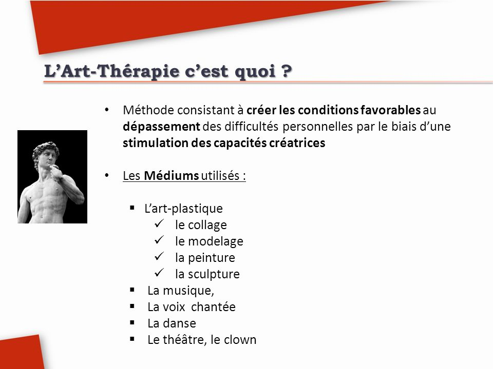 L'Art-Thérapie c'est quoi