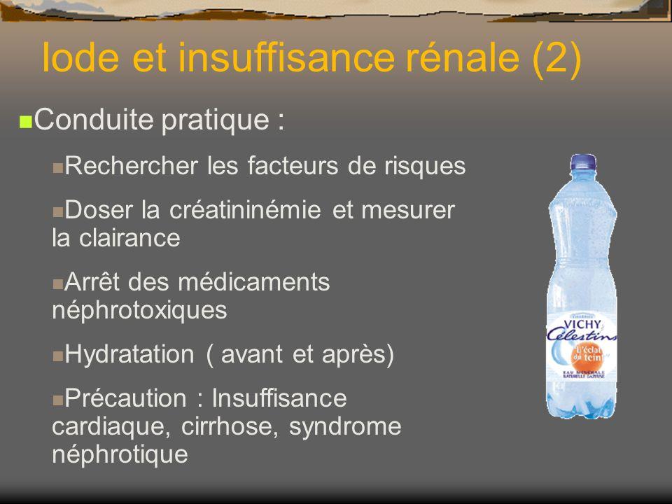 Iode et insuffisance rénale (2)
